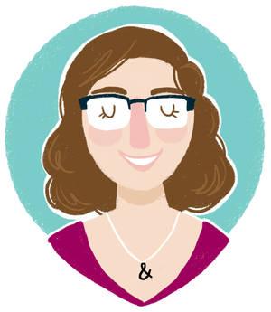 Self Portrait in Cute