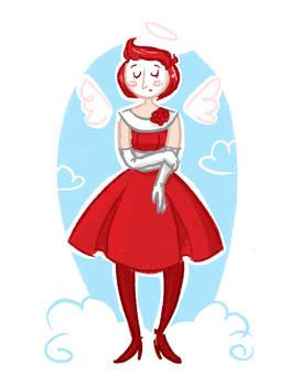Libelle Angel