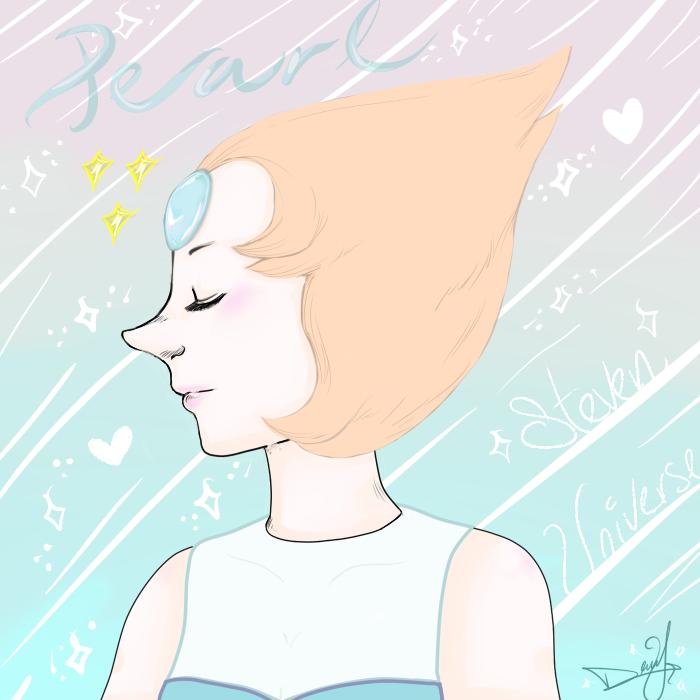 Pearl - Steven Universe by Devilosa