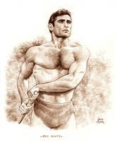 Mike Henry as Tarzan