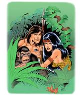 Son of Tarzan by Tarzman