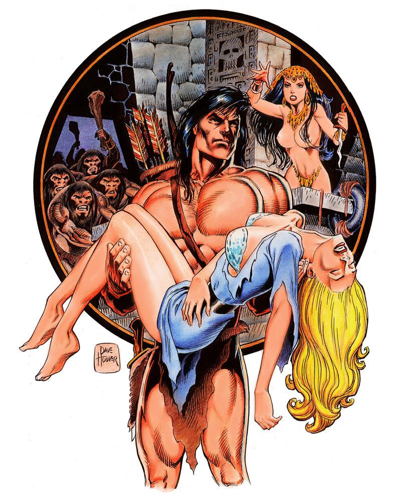 Тарзан джо лара порно фильм