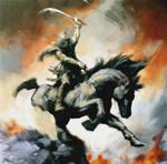 Unfinished Fantasy Mongol