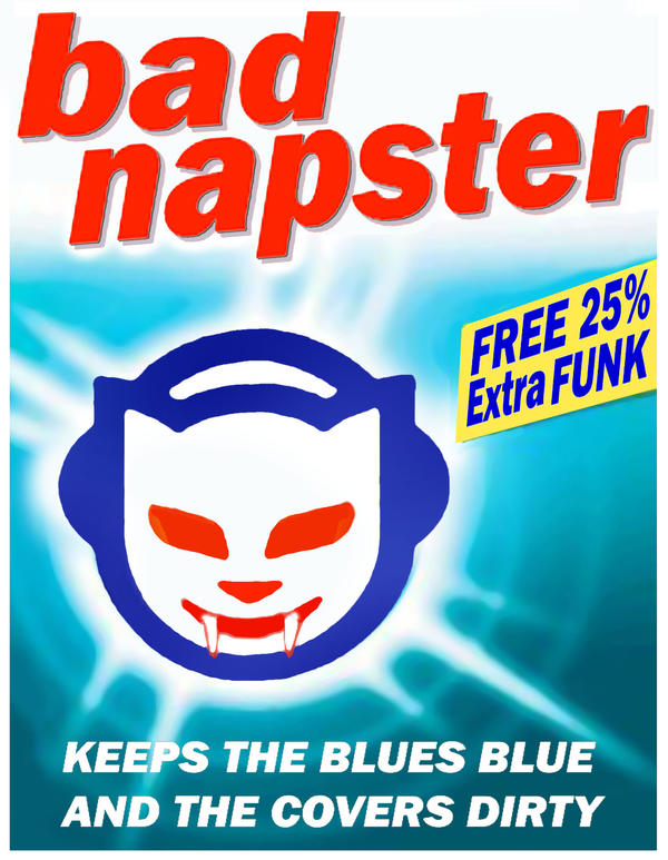 Bad Napster By Spoof Or Not Spoof On Deviantart