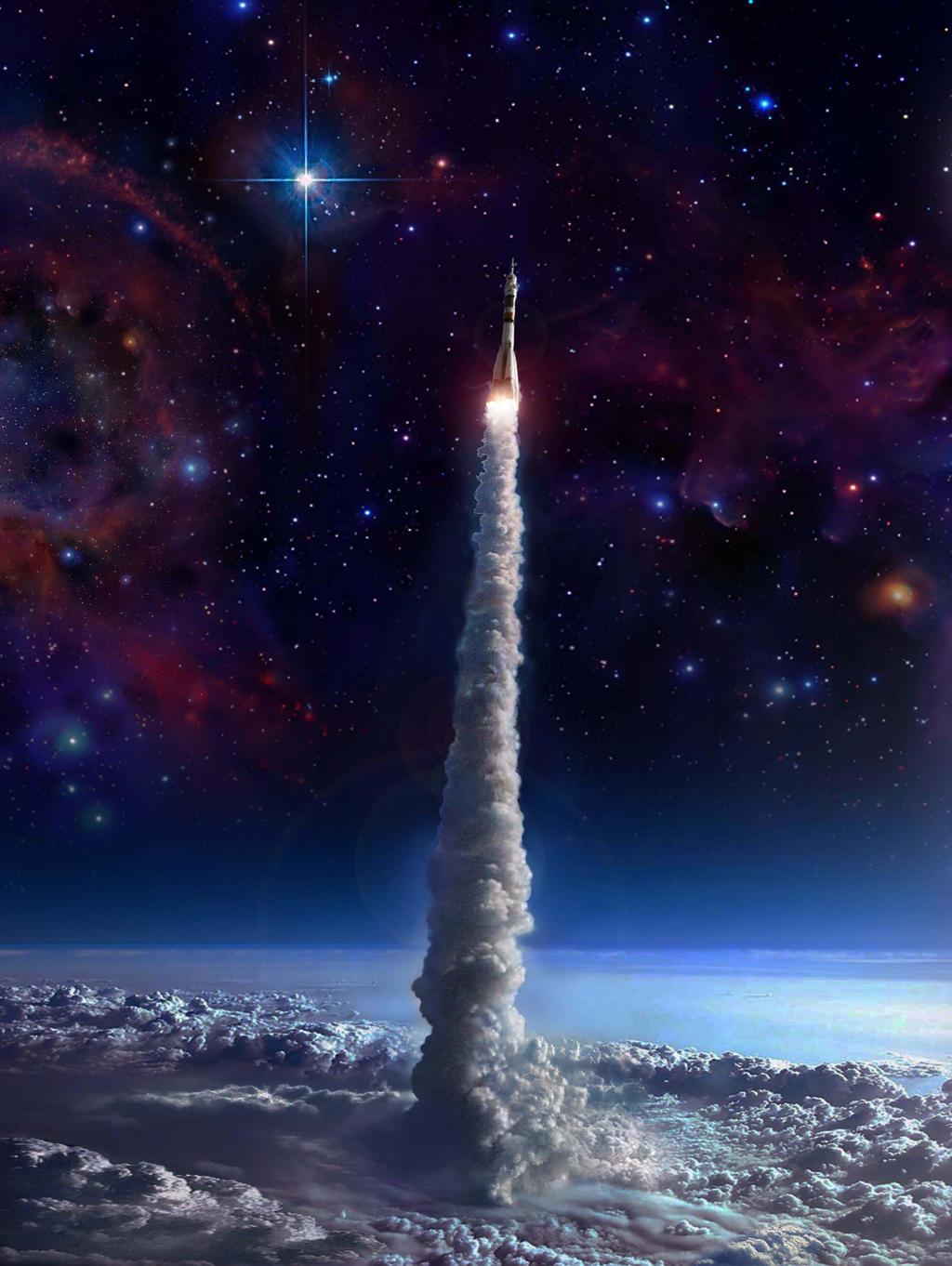Sky Rocket by spoof-or-not-spoof on DeviantArt