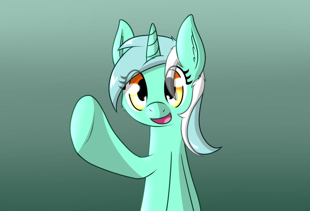 Lyra hai by zogzor