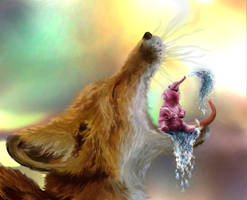 Art-Trade: Professor-Fox