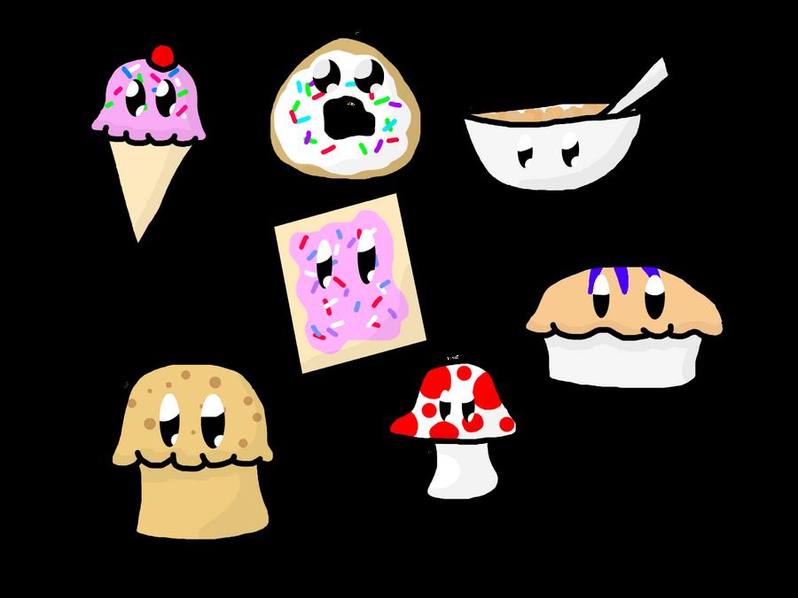 Chibi Food