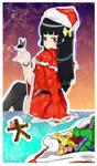 Ai Enma  Merry christmas*