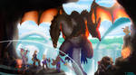 Final Fantasy Tactics by marcelosanz