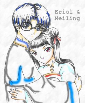 Eriol+Meiling