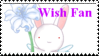 Wish stamp by CLAMP-Club