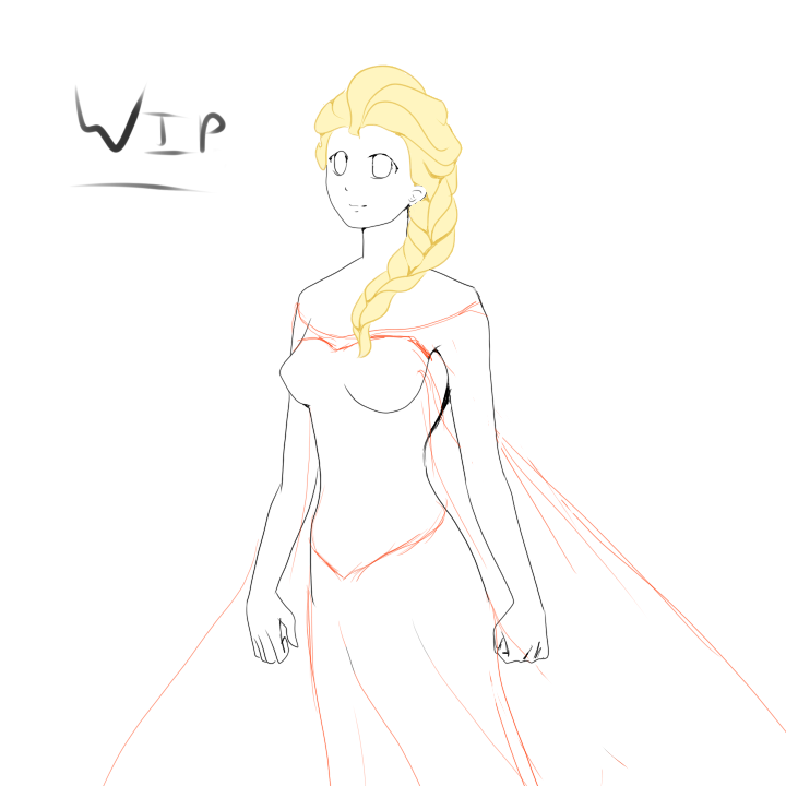 Snow Queen Creator (WIP) by WineChan