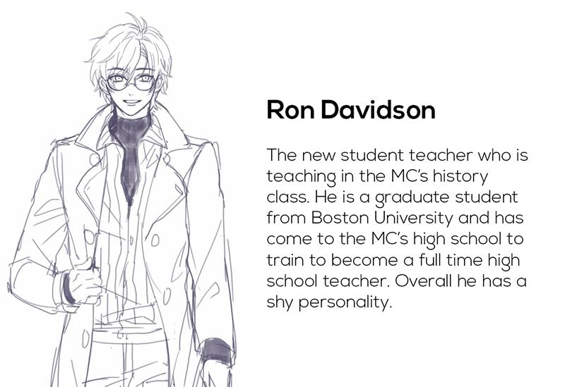 Ron Davidson Bio by WineChan