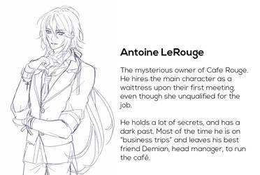 Antoine LeRouge Bio by WineChan
