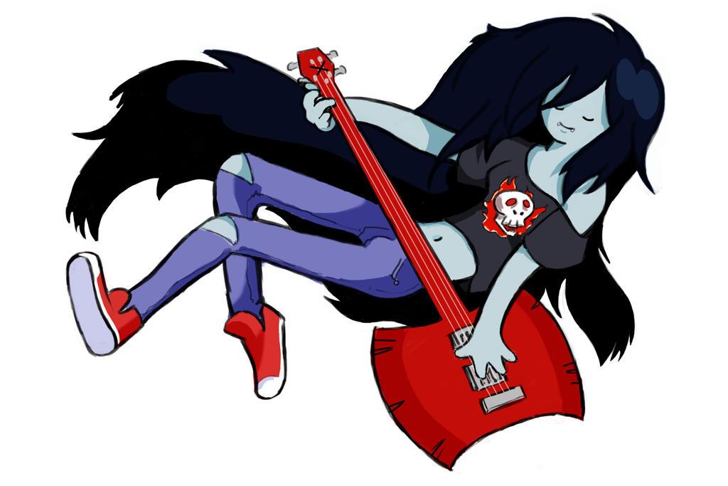 Float On Marceline By JoCassidy