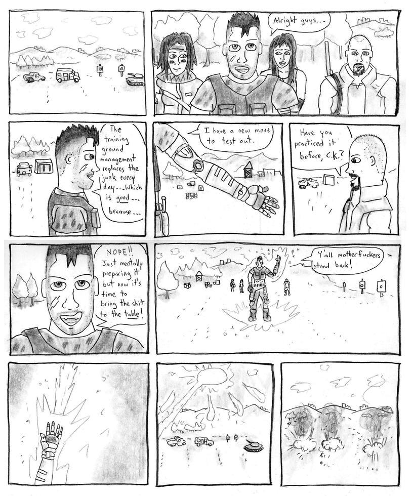 The Documents, v5 p21 by BanditAizo