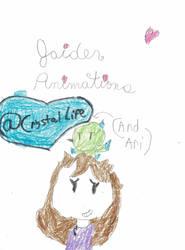 Jaiden Animations (fanart)!! by CrystalLife126