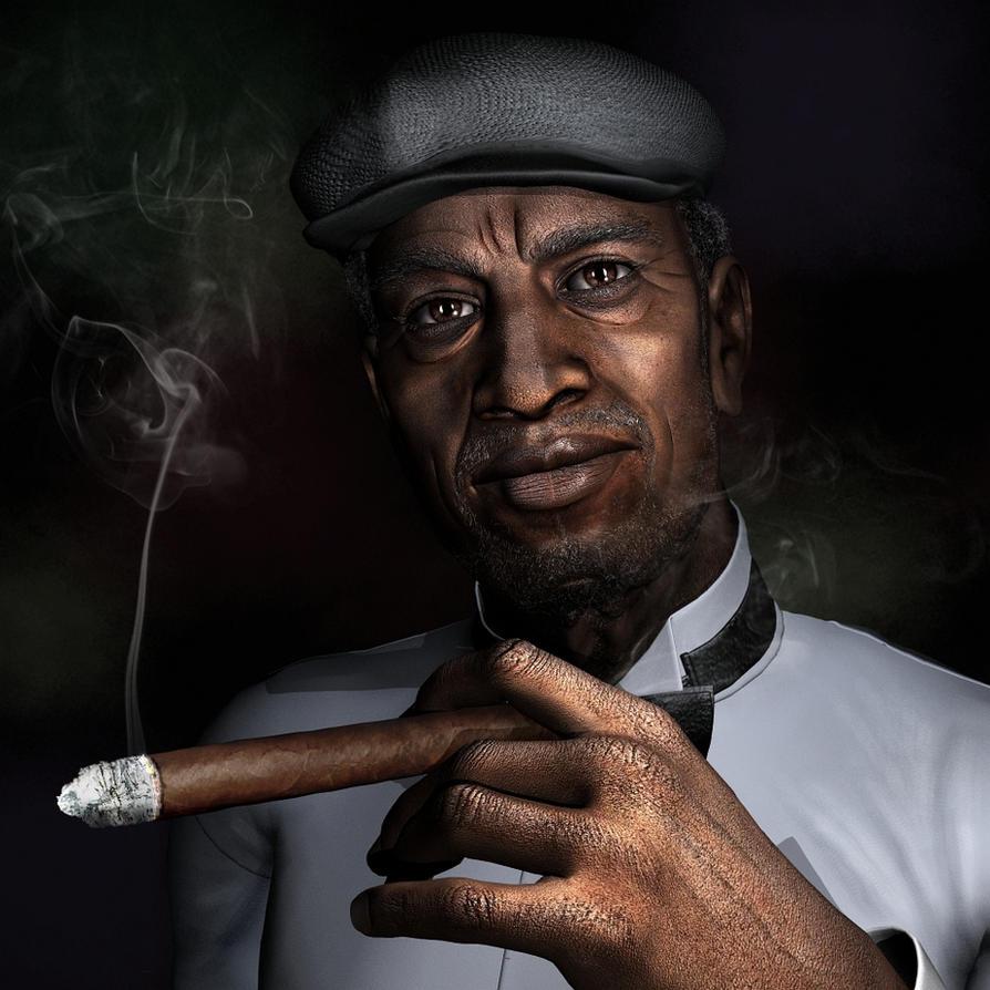 Havana Man by xmas-kitty