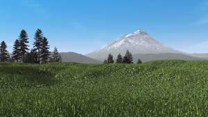 Mountain Meadow by xmas-kitty