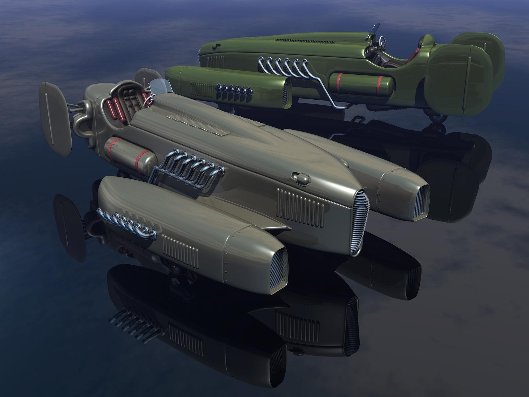 Air Vehicles by xmas-kitty