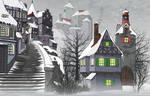 Winter by xmas-kitty