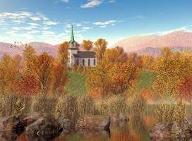 Chapel on a Hill