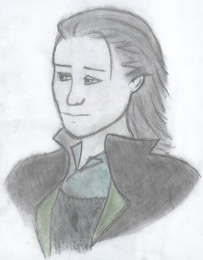 loki laufeyson by likelycreatures