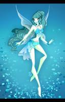 Daughter of the Ocean by gloryart-W