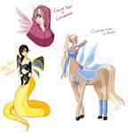 Monster Fairies