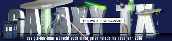 GTX Banner 2007 by bloederbauer