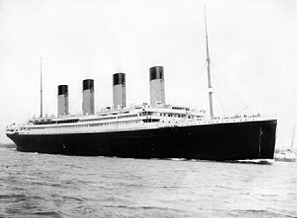 RMS Titanic by JDayton