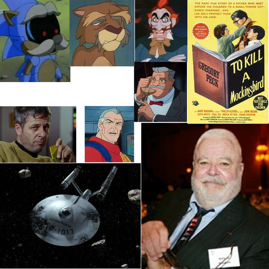 Tribute to the late William Windom by JDayton