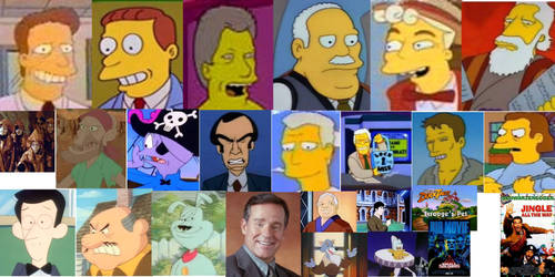 Tribute to the late Phil Hartman by JDayton