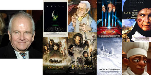 Tribute to the late Ian Holm