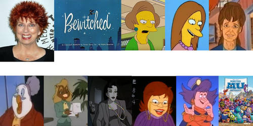 Tribute to the late Marcia Wallace