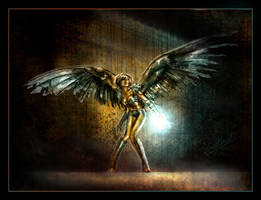 Lost Angel by 88grzes