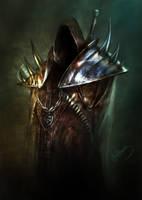 Dark Paladin by 88grzes
