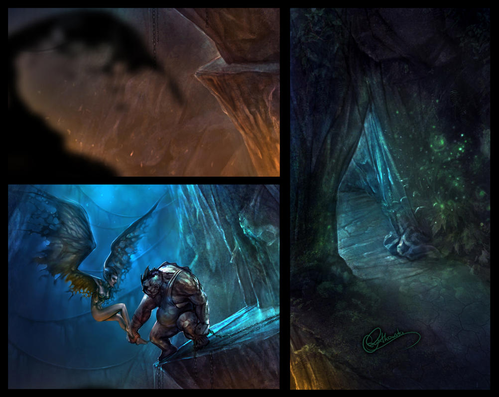 Giant's Cave details by 88grzes