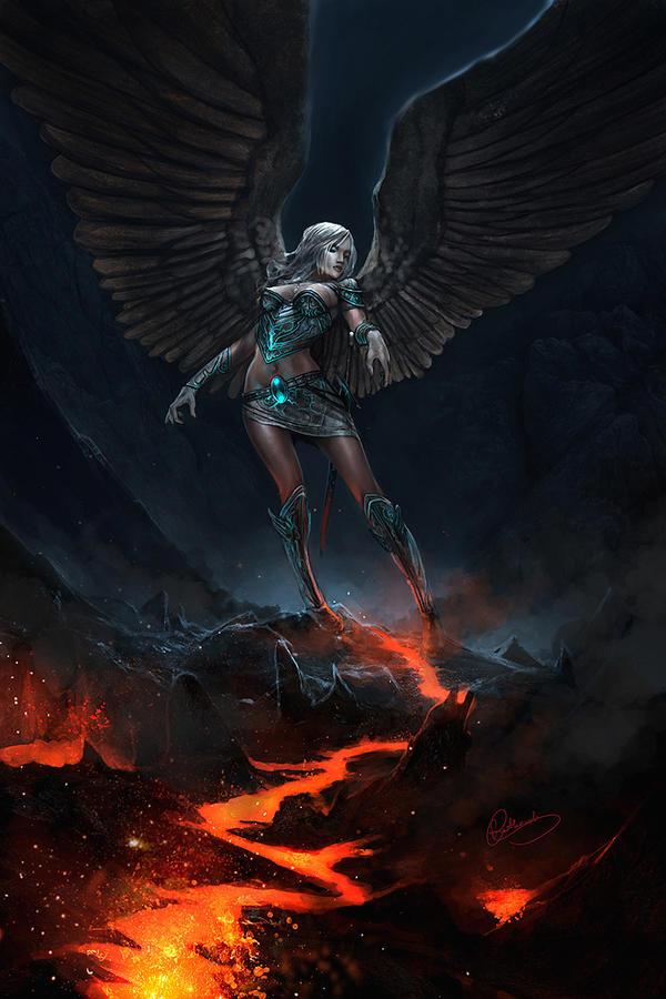 Archangel by 88grzes