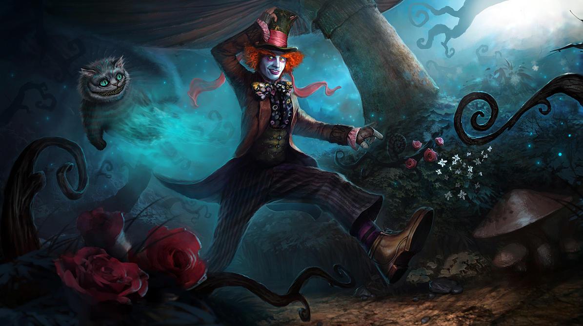 Me in Wonderland by 88grzes