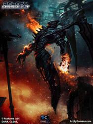 Dark Tronos by 88grzes