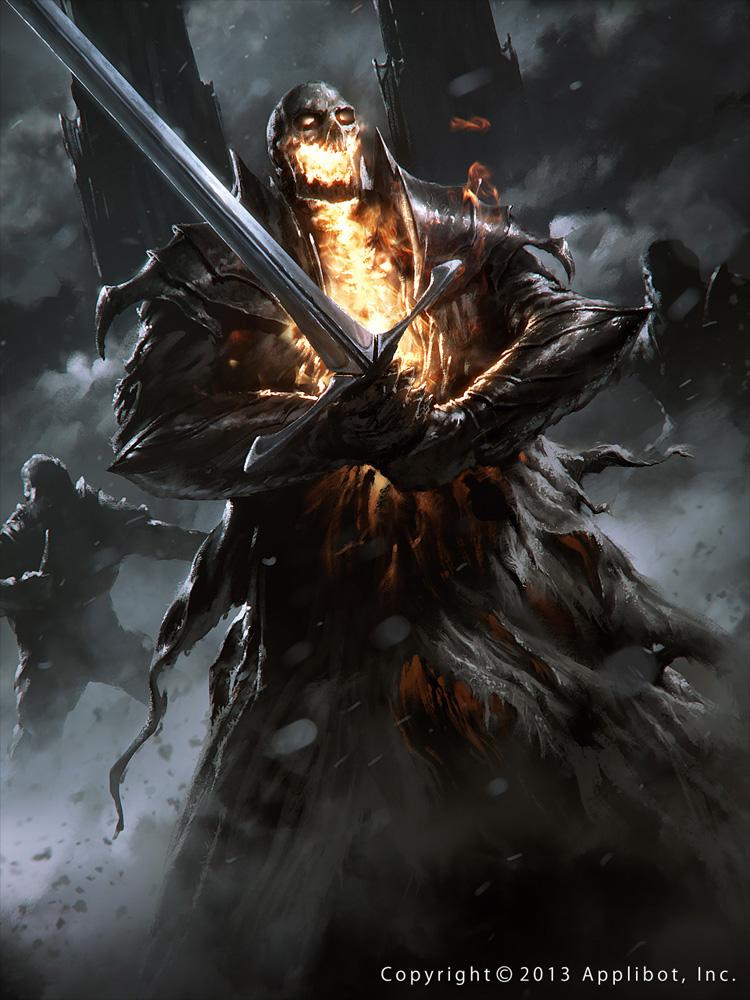 Calvary's Knight advanced