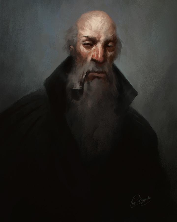 Wiseman by 88grzes
