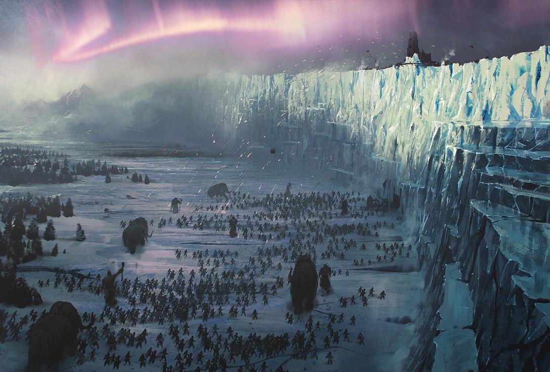 Me voy de expedición The_watchers_on_the_wall_by_88grzes-d7lo859