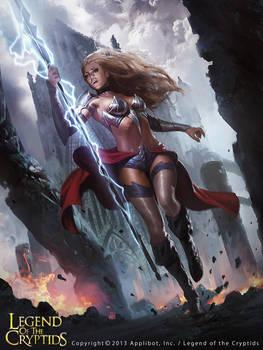 Runo the Power of Thunder