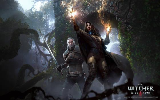 Witcher 3: Wild Hunt Promo Art