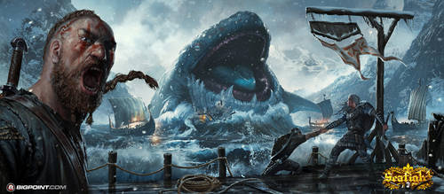 Winter Whale by 88grzes