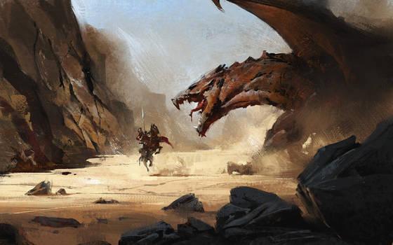 Desert Dragon - gumroad video