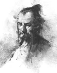 Male Portrait by 88grzes